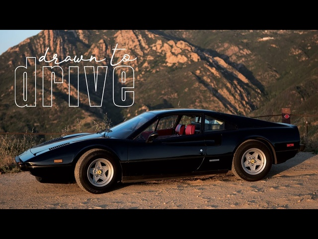 1977 Ferrari 308 GTB: Drawn To Drive - Petrolicious