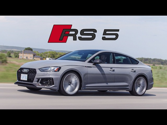 2019 <em>Audi</em> RS5 Sportback Review - The Swiss Army Knife of Cars
