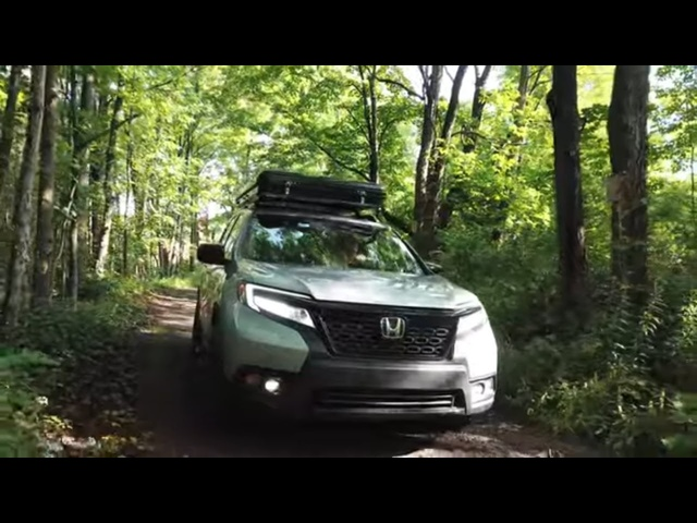2019 Honda Passport | Upfitted for Adventure | TestDriveNow