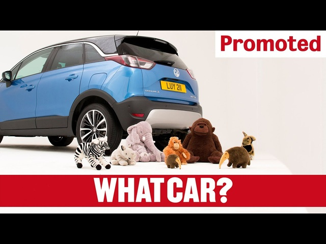 Promoted | <em>Vauxhall</em> Crossland X: Designed for family life (part 2) | What Car?