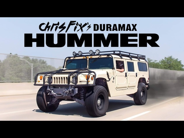 @ChrisFix's Hummer H1 Review - Torque Monster