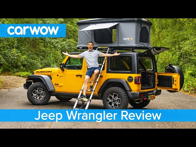 Jeep Wrangler SUV 2020 in-depth review | carwow Reviews