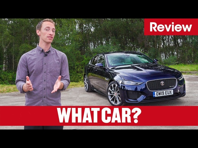 2021 <em>Jaguar</em> XE facelift review – better than the BMW 3 Series? | What Car?