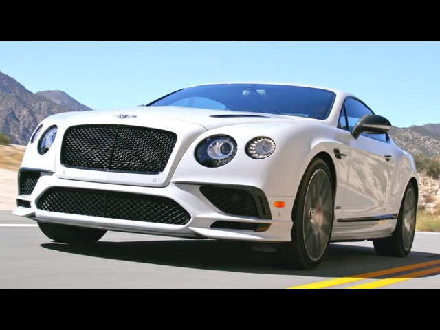 Ignition FULL EPISODE <em>Bentley</em> Continental Supersports - Season 15 Episode 188