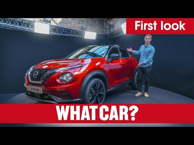 2020 <em>Nissan</em> Juke SUV revealed – everything you need to know | What Car?