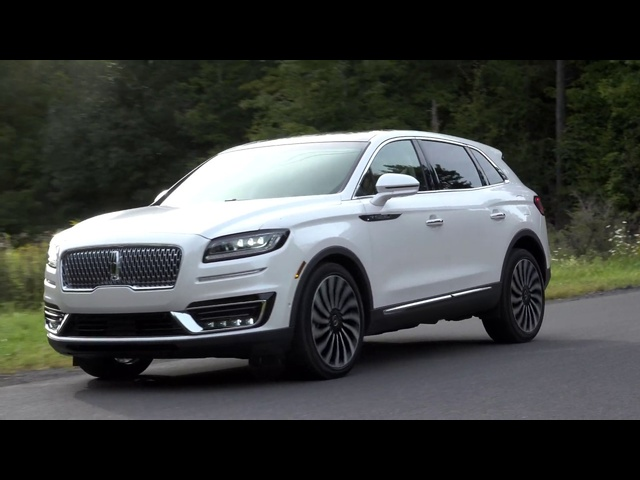 2019 Lincoln Nautilus | Black Label | TestDriveNow