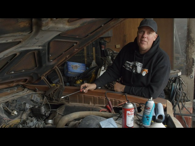 Junkyard Rescue T-37 Pontiac!—Roadkill Preview Ep. 98