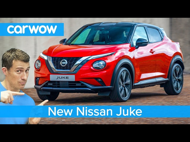 New Nissan Juke 2020 – see why it's no longer the 'Puke'!