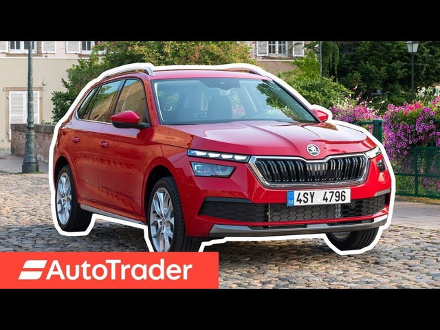 2019 Skoda Kamiq first drive review