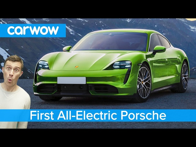 Porsche's <em>Tesla</em> P100D – the new 761hp Taycan EV!