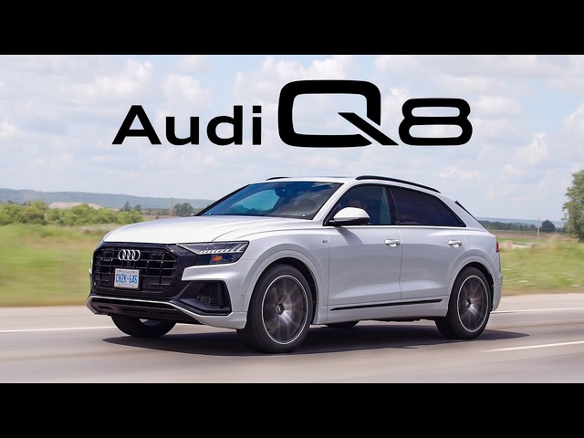2019 <em>Audi</em> Q8 Review - Smooth and Relaxing