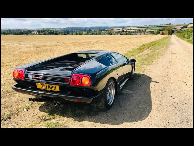 1991 Lamborghini Diablo; is the first version the best driving Diablo of all?