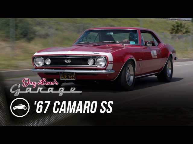 Edelbrock Research And Testing Camaros -Jay Leno's Garage