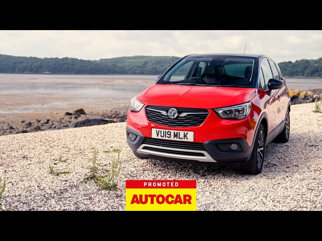 Promoted | Exploring the wild in the Vauxhall Crossland X | Autocar