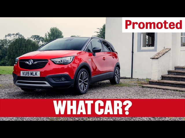 Promoted | Exploring the wild in the Vauxhall Crossland X | What Car?