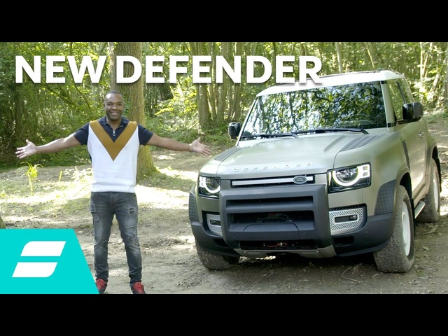 New Land Rover Defender 90 & 110: Everything you need to know