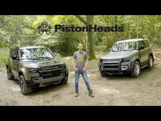 2020 Land Rover Defender walkaround | PistonHeads