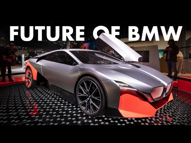 NEW BMW 4 Series, M8 Competition And Future Electric BMW M Cars | Carfection