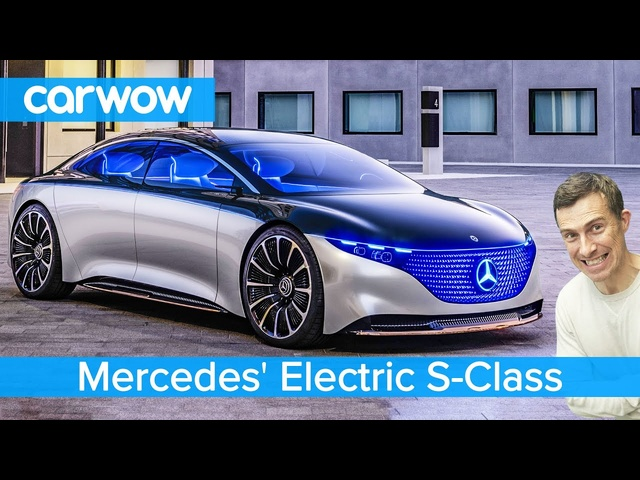 Mercedes' electric 'S-Class' - but will it be a <em>Tesla</em> Model S beater?