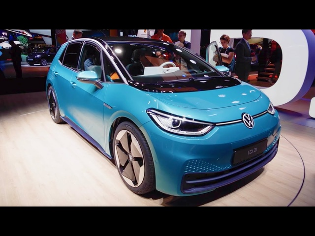 VW ID.3 - <em>Volkswagen</em>'s Affordable Electric Car | Carfection