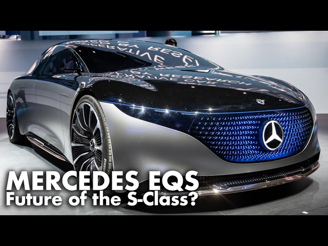 Mercedes Vision EQS: The Electric S-Class of Tomorrow | Carfection