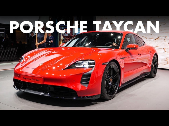 Porsche Taycan: First Look At Porsche's First All-Electric Car | Carfection
