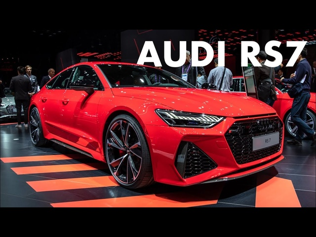 Audi RS7: Everything You Need To Know About, V10s, E-Tron Performance Hybrids And More | Carfection