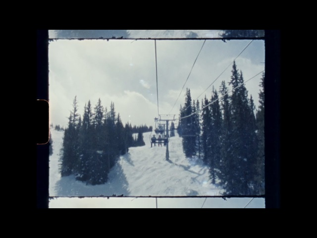 A Day in Aspen Colorado (Short) Shot on Canon 310XL Super 8mm | Mike K
