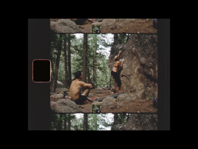 Bouldering in Chautauqua (Short) Shot on Nizo S56 Super 8mm | Mike K