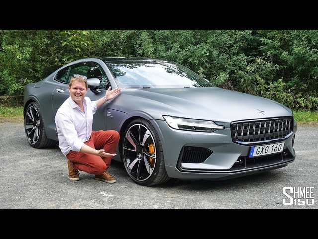 THIS is the Polestar 1! | My First Test Drive