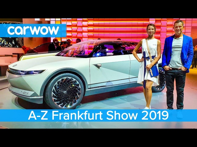 Best new cars coming 2020-2022 -my A-Z guide of the Frankfurt Motor Show