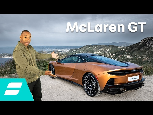 NEW McLaren GT Review: Better than a Bentley?