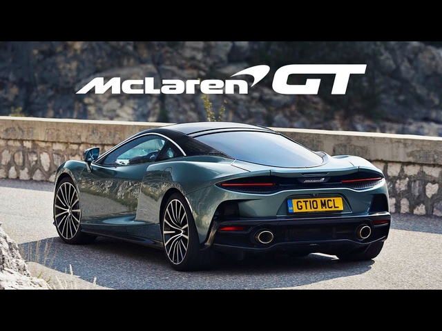 NEW McLaren GT: Road Review | Carfection 4K
