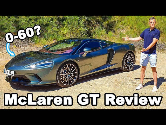 New McLaren GT 2020 in-depth review - the good, the bad & the broken!