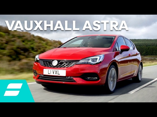 2019 <em>Vauxhall</em> Astra first drive review
