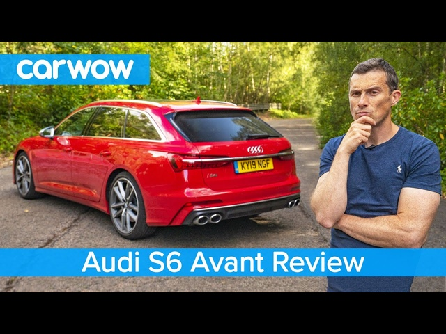 <em>Audi</em> S6 2020 review - see why I DON'T like it!