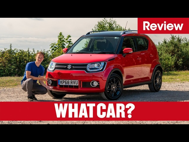 2019 Suzuki Ignis review – the perfect small SUV for the city? | What Car?