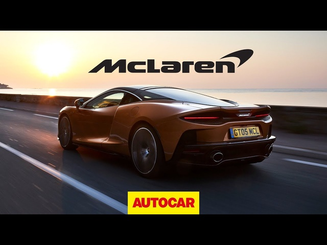 1,000 miles in the new McLaren GT - European Road Test | Autocar