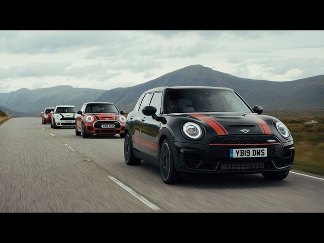 MINI Clubman JCW 306hp – Three Peaks Challenge | PistonHeads | Promoted
