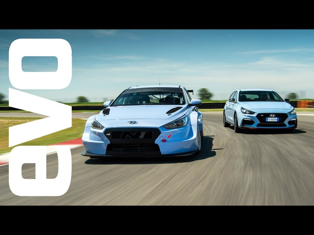 Hyundai i30 N TCR v i30 N Performance