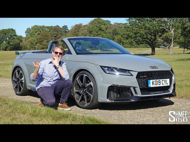 Is the <em>Audi</em> TT RS Roadster Worth the Money?