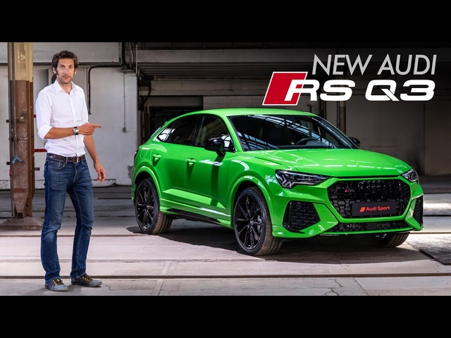 NEW Audi RS Q3 Sportback: First Look | Carfection