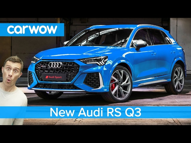 New 400hp <em>Audi</em> RS Q3 2020 - should you choose it over an RS3?