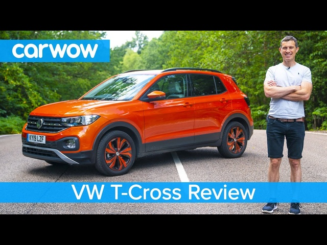 Volkswagen T-Cross SUV 2020 in-depth review | carwow Reviews