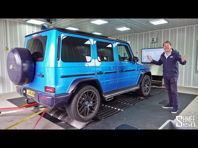 My G63 is Now a RENNtech BEAST! | Dyno Run