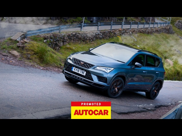 Promoted | CUPRA Ateca: the peak of performance | Autocar