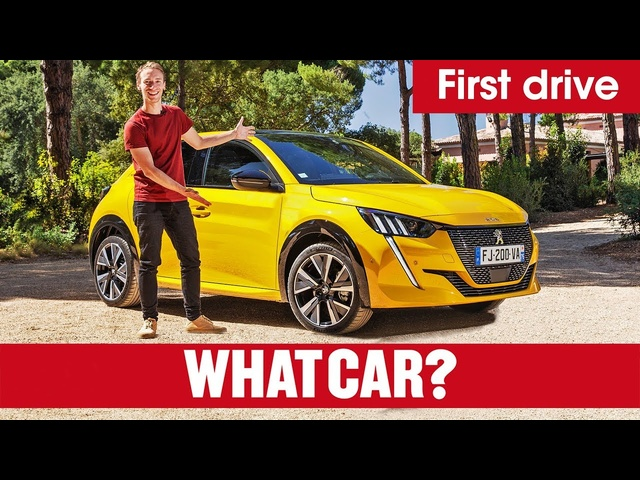 2021 Peugeot 208 & electric e-208 review – game-changing small car? | What Car?