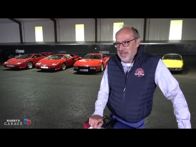 Harry's Garage autumn update. What's coming up next