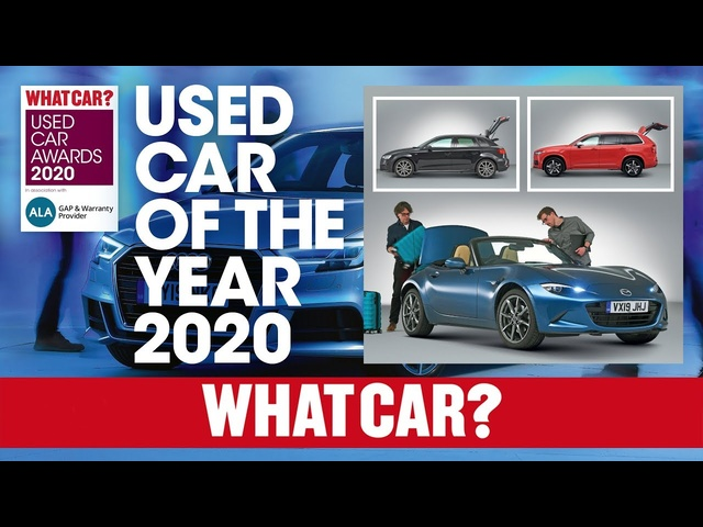 2020 Best used cars on sale - Used Car of the Year Awards | What Car?