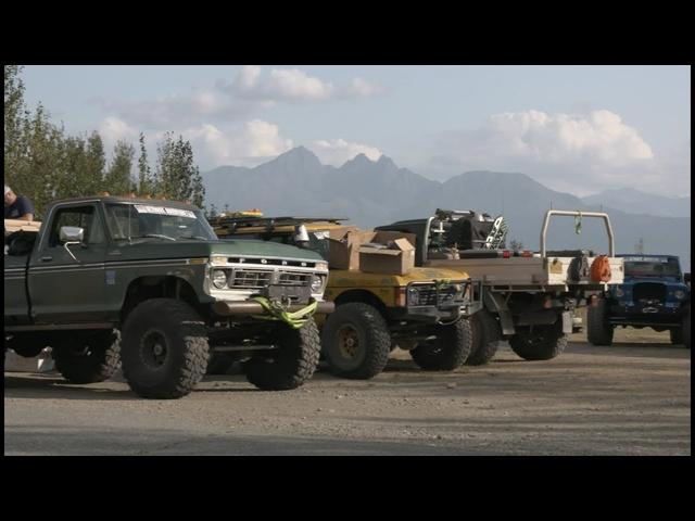 Ultimate Adventure 2019, Wasilla Alaska Check-In Day #UA2019